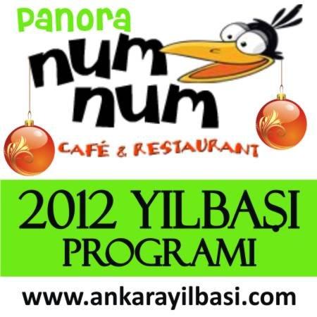 Num Num Ankara Panora 2012 Yılbaşı Programı