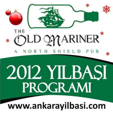 Old Mariner 2012 Yılbaşı Programı