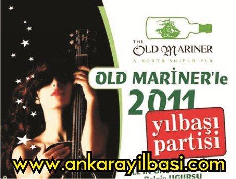 Old Mariner Pub 2011 Yılbaşı Programı