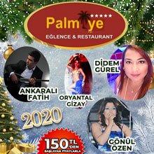 Royal & Palmiye Batıkent Yılbaşı 2020