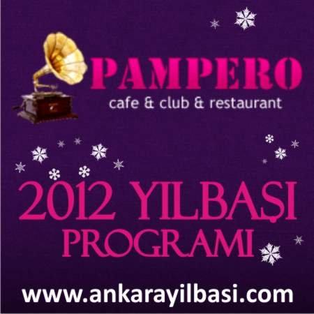 Pampero 2012 Yılbaşı Programı