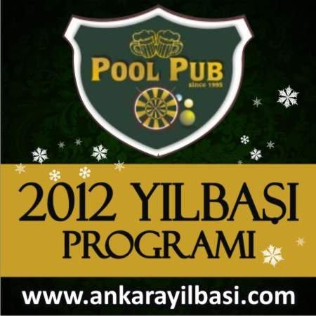 Pool Pub 2012 Yılbaşı Programı