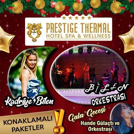 Prestige Termal Otel Yılbaşı 2019