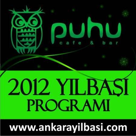 Puhu 2012 Yılbaşı Programı