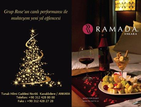 Ramada Ankara 2011 Yılbaşı Programı