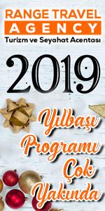 Range Travel Yılbaşı 2019