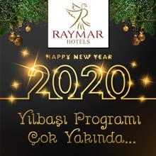 Raymar Hotel Yılbaşı 2020