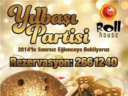 Rollhouse 2014 Yılbaşı Programı