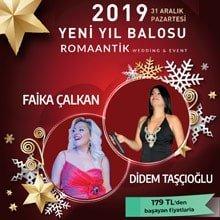 Romaantik Çayyolu Yaşamkent Yılbaşı 2019