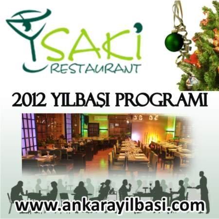 Saki Meyhane 2012 Yılbaşı Programı