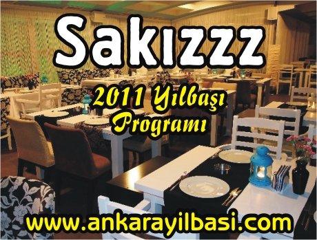 Sakızzz 2011 Yılbaşı Programı