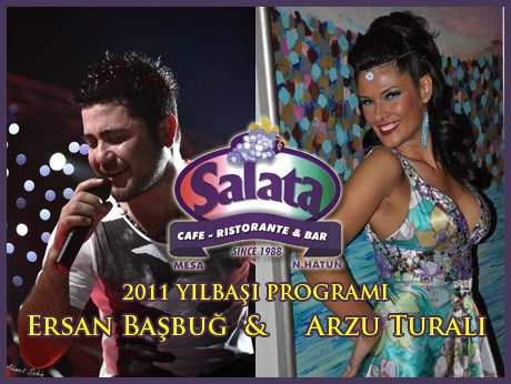 Salata Mesa 2011 Yılbaşı Partisi