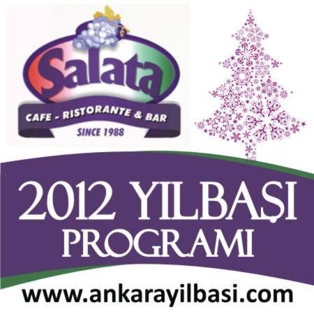 Salata Mesa 2012 Yılbaşı Programı