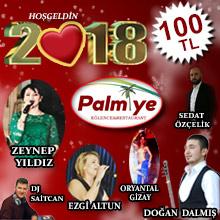 Palmiye Restaurant Batıkent Yılbaşı 2018