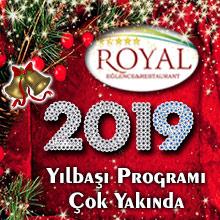 Salon Royal Batıkent Yılbaşı 2019