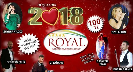 Salon Royal Batıkent Yılbaşı Programı