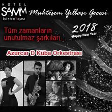 Samm Hotel Ankara Yılbaşı 2018
