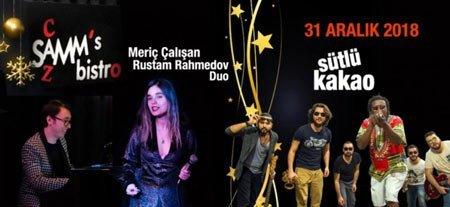 Samm Hotel Ankara Yılbaşı Programı 2019