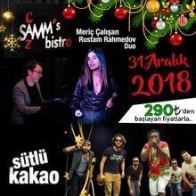 Samm Hotel Yılbaşı 2019