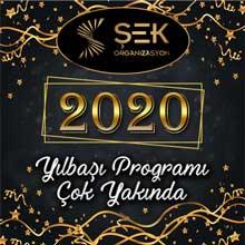Şek Organizasyon 2020 Ankara Yılbaşı
