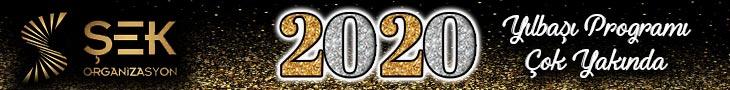 Şek Organizasyon Ankara 2020 Yılbaşı