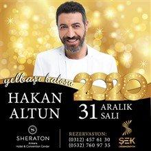 Sheraton Ankara Yılbaşı 2020