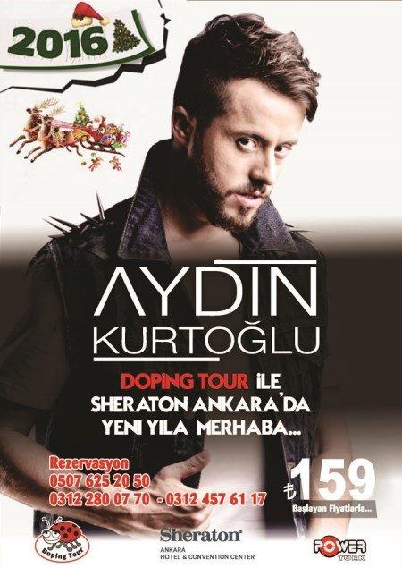 Sheraton Ankara Yılbaşı Programı 2016