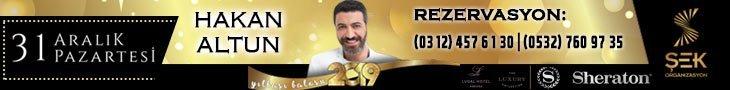 Sheraton Ankara Yılbaşı Programı 2019