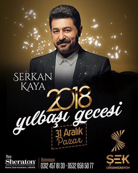ŞEK Organizasyon Yılbaşı Programı 2018