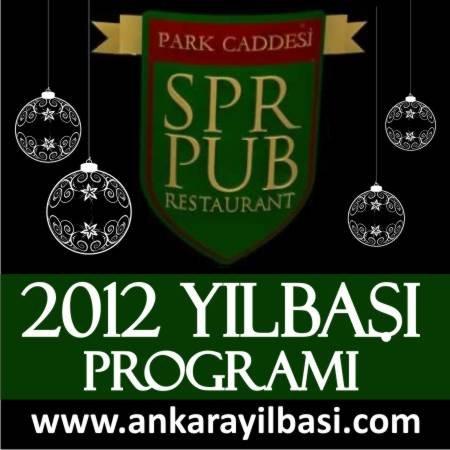 Spr Pub 2012 Yılbaşı Programı