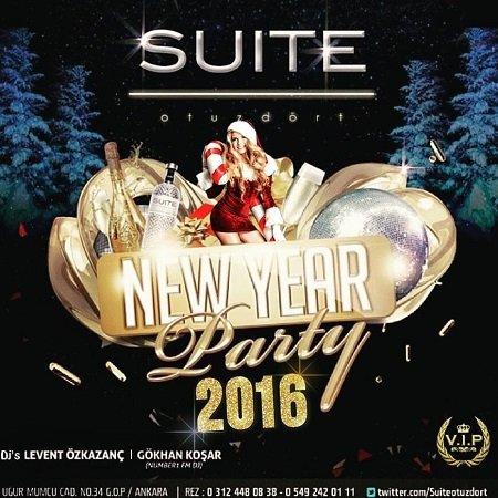 Suite 34 Yılbaşı Programı 2016