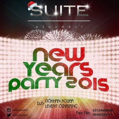 Suite 34 2015 Yılbaşı