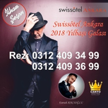 Swissotel Ankara Yılbaşı 2018