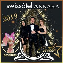 Swissotel Ankara Yılbaşı 2019