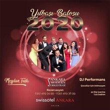Swissotel Ankara Yılbaşı 2020