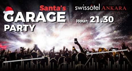 Swissotel Ankara Yılbaşı Parti 2020
