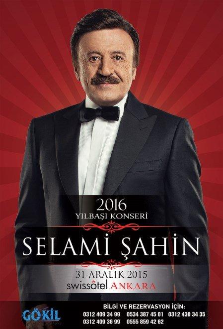 Swissotel Ankara Yılbaşı Selami Şahin