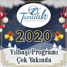 Tanıdık Turizm Yılbaşı 2020