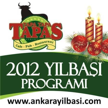 Tapas 2012 Yılbaşı Programı