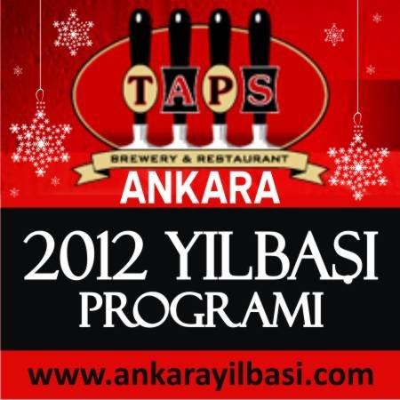 Taps Ankara 2012 Yılbaşı Programı