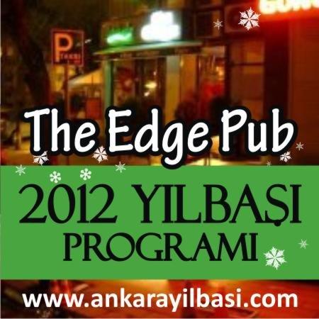The Edge Pub 2012 Yılbaşı Programı