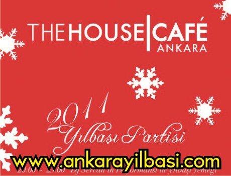 The House Cafe 2011 Yılbaşı Programı