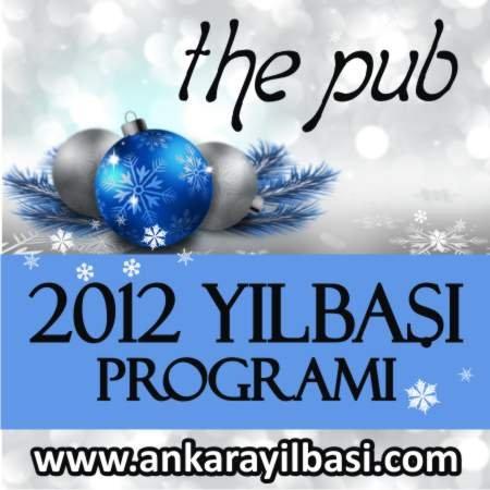The Pub 2012 Yılbaşı Programı