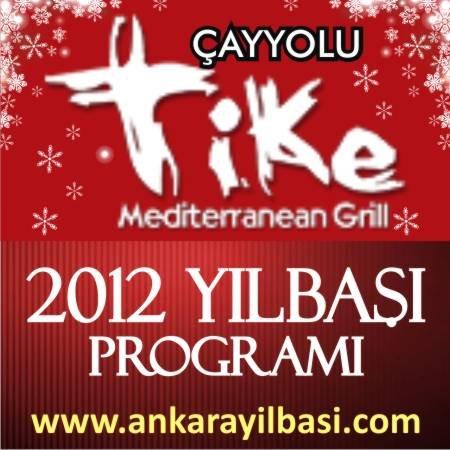 Tike Çayyolu 2012 Yılbaşı Programı