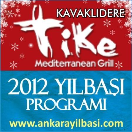 Tike Kavaklıdere 2012 Yılbaşı Programı