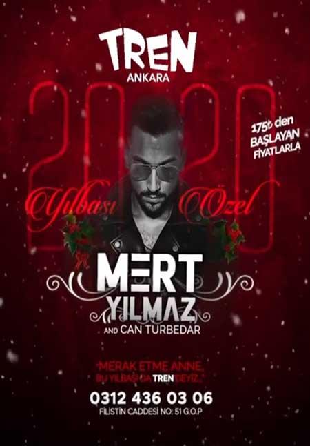 Tren Club Ankara Yılbaşı 2020