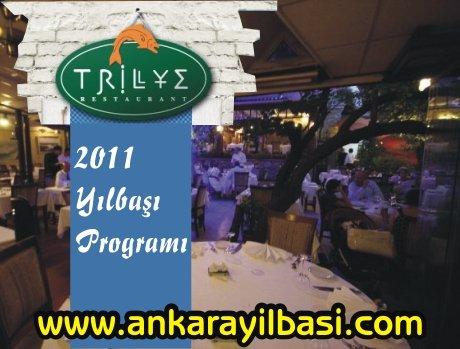 Trilye Restaurant 2011 Yılbaşı Programı