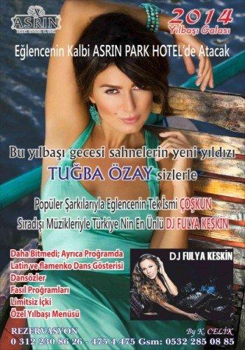 Tuğba Özay 2014 Yılbaşı Programı