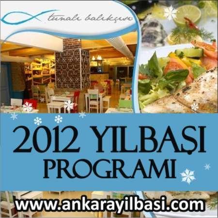 Tunalı Balıkçısı 2012 Yılbaşı Programı