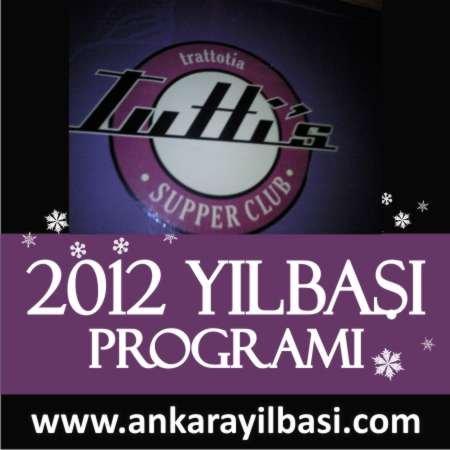 Tutti's Pub 2012 Yılbaşı Programı